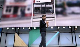 Google exec presentation